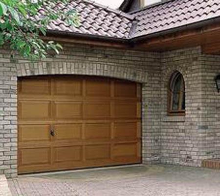 Hörmann LTH40 falamellás szekcionált garázskapu